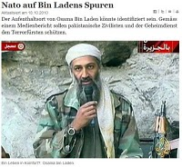 Behauptungen über Bin Laden sind Lügen